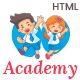 KidsAcademy -Kids Kindergarten & School HTML Template - ThemeForest Item for Sale