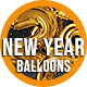New Year Balloons 1 - VideoHive Item for Sale