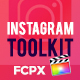 Instagram Creator Tool Kit FCPX - VideoHive Item for Sale