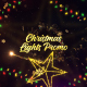 Christmas Lights Promo - VideoHive Item for Sale