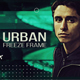 Urban Freeze Frame - VideoHive Item for Sale