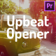Upbeat Colorful Opener for Premiere Pro - VideoHive Item for Sale