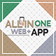 All In One Web+ App - Android & iOS [ 4 in 1 - 2020 Edition ] - CodeCanyon Item for Sale