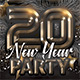 New Year Party Nye Flyer - GraphicRiver Item for Sale