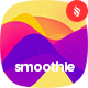 Smoothie - Soft Colorful Waves Background Set - GraphicRiver Item for Sale