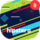Hipstera - Abstract Hipster Shapes Backgrounds - GraphicRiver Item for Sale