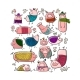Pigs Collection for Your Design - GraphicRiver Item for Sale