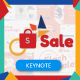 Sale Keynote Template - GraphicRiver Item for Sale