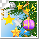 Christmas Decorative Ornaments Frame - VideoHive Item for Sale