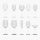 Riedel Superleggero Glasses Collection - 3DOcean Item for Sale