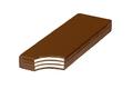 Bitten chocolate wafer - PhotoDune Item for Sale