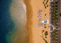 Topl view of Las Teresitas beach,Tenerife, Canary Islands, Spain - PhotoDune Item for Sale