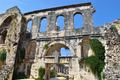 Roman Ruins In Diocletian Palace Croatia - PhotoDune Item for Sale