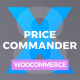 Price Commander for WooCommerce - CodeCanyon Item for Sale