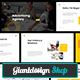 Advertising Agency Google Slides Presentation - GraphicRiver Item for Sale
