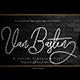 Van Basten Signature Font - GraphicRiver Item for Sale