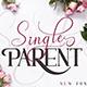 Single Parent Font Duo - GraphicRiver Item for Sale