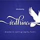 Vathina Script Font - GraphicRiver Item for Sale