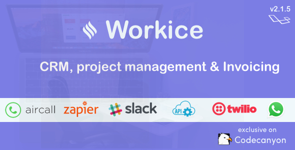 Codecanyon | Workice - The Ultimate Freelancer CRM Free Download #1 free download Codecanyon | Workice - The Ultimate Freelancer CRM Free Download #1 nulled Codecanyon | Workice - The Ultimate Freelancer CRM Free Download #1