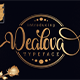 Dealova Script Font - GraphicRiver Item for Sale