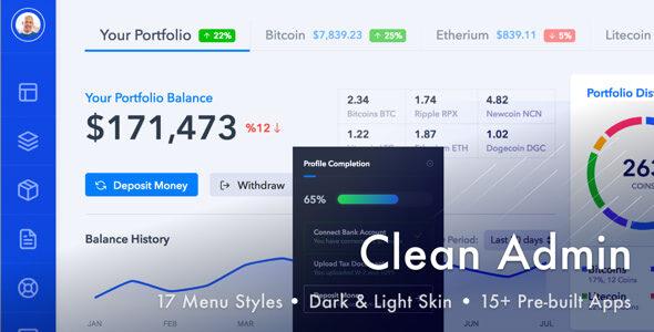 Light Admin - Clean Bootstrap 4 Dashboard HTML Template