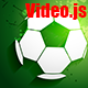 Soccer skin for Video.js - CodeCanyon Item for Sale