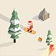 Santa Ski - CodeCanyon Item for Sale