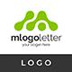 LETTER M LOGO / WORDMARK - GraphicRiver Item for Sale
