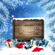 Christmas Holiday Background with Colorful Gift Boxes - GraphicRiver Item for Sale