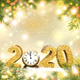 Christmas and Happy New Year Holiday Background - GraphicRiver Item for Sale