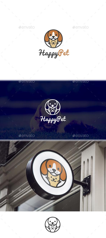 Pet Shop/ Dog & Cat logo