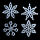 Snowflakes - 3DOcean Item for Sale