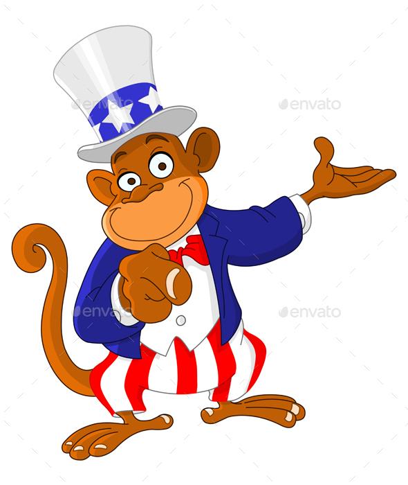 I Want You Monkey