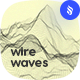 Digital Wire Waves Photoshop Brushes - GraphicRiver Item for Sale