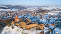 Slimnic fortress. Transylvania, Romania - PhotoDune Item for Sale