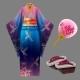 Japanese Woman Kimono Geisha Dress Yukata Geta - GraphicRiver Item for Sale