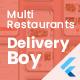 Delivery Boy For Multi-Restaurants Flutter App - CodeCanyon Item for Sale
