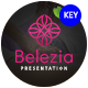 Belezia Beauty Keynote Template - GraphicRiver Item for Sale