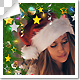 Christmas Decorative Ornaments Frame V2 4k - VideoHive Item for Sale