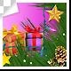 Christmas Ornaments Decorative Frame V2 - 3 Size - VideoHive Item for Sale