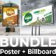 Conference Bundle (Poster+Billboard) - GraphicRiver Item for Sale