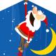 Christmas Logo Opener 9 - zeppelin - VideoHive Item for Sale
