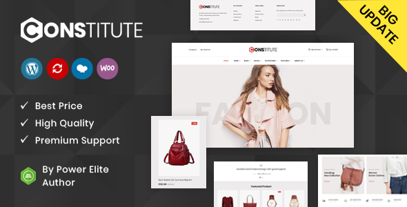 Review: Constitute - WooCommerce Responsive Theme free download Review: Constitute - WooCommerce Responsive Theme nulled Review: Constitute - WooCommerce Responsive Theme
