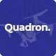 Quadron   Drone UAV Business & Videography HTML Template - ThemeForest Item for Sale
