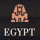 Egypt - Museum and Artists HTML Template - ThemeForest Item for Sale