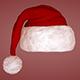 Santa Hat - 3DOcean Item for Sale