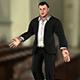 Man in Suit - 3DOcean Item for Sale