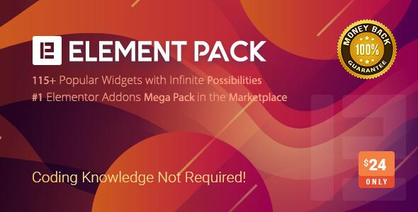 Element Pack - Addon for Elementor Page Builder WordPress Plugin - Wordpress plugins - Hire Wordpress Freelancers from FreelancerCV.com