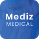 Mediz - Medical WordPress - ThemeForest Item for Sale