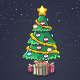 Cristmast Tree Graphic Vector - GraphicRiver Item for Sale
